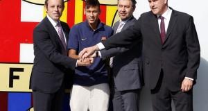 إدارة برشلونة تعترف: صفقة نيمار تجاوزت 86 مليون يورو