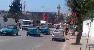 """كاسابراطا.. منطقة أخرى من """"طنجة الشعبية"""" تستعد لاستقبال الملك"""