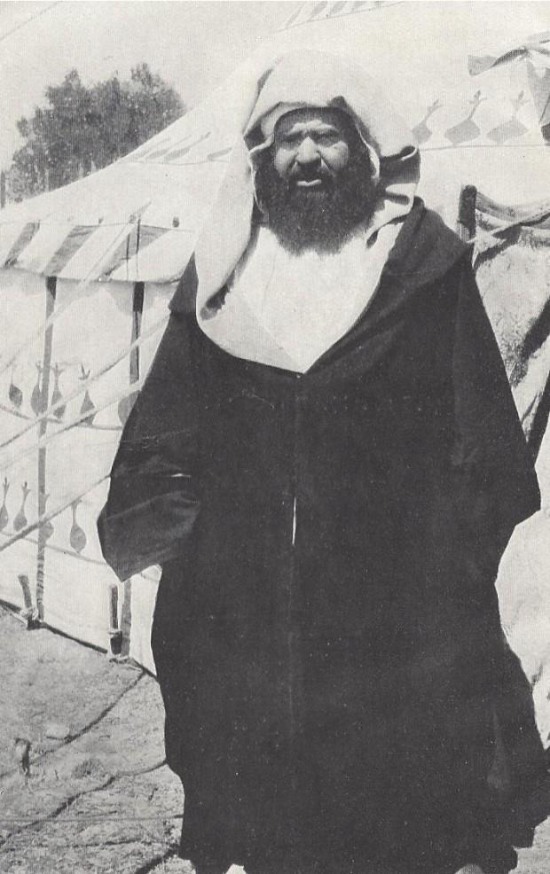 مولاي أحمد الريسوني