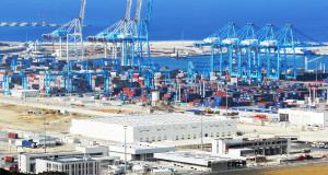 رسميا.. إحداث المنطقة الحرة لميناء طنجة المتوسطي