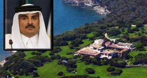 بيرلسكوني يبيع قصره بـ 500 مليار.. والمشتري هو أمير قطر