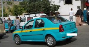 """طعنة في الوجه """"جزاء"""" سائق تاكسي ساعد شابة مغتصبة بطنجة"""