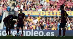 أهداف مباراة برشلونة وختافي