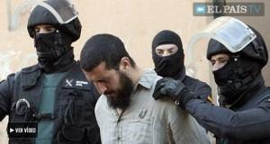 مليلية.. الشرطة الإسبانية تفكك خلية لتجنيد مقاتلين في سوريا ومالي