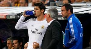 """أنشيلوتي: """"موراتا سيرحل عن ريال مدريد وسواريز لاعب رائع"""""""