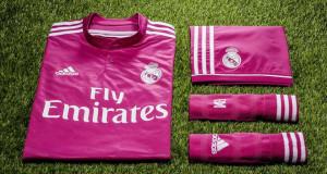 ريال مدريد يبيع 100 ألف قميص وردي في يوم واحد