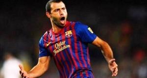 ماسكيرانو يمدد عقده مع البارصا إلى 2018