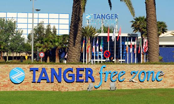 نتيجة بحث الصور عن المنطقة الحرة في طنجة