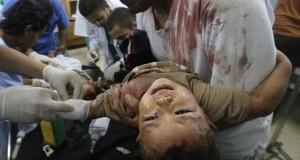 أيام العيد الدموية مستمرة في غزة بواسطة آلة القتل الإسرائيلية