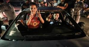 فلسطين تحتفل بالنصر وإسرائيل تتجرع الإحباط