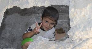 أفراح الانتصار في غزة