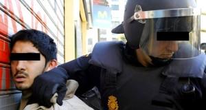 """الشرطة الإسبانية تلقي القبض على """"نصاب"""" مغربي استولى على 600 مليون سنتيم"""