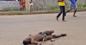 جثث موتى الإيبولا في شوارع ليبيريا وجيش سيراليون يتدخل