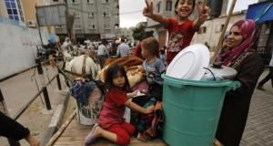 هدوء في غزة بعد التهدئة المؤقتة وانتشال عشرات الشهداء تحت الأنقاض