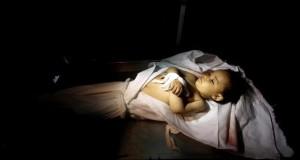 مأساة.. رُزق بـ 3 أطفال بعد ربع قرن .. وقتلتهم إسرائيل في ثوانٍ