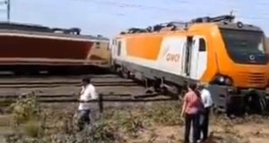 انقلاب قطار المحمدية