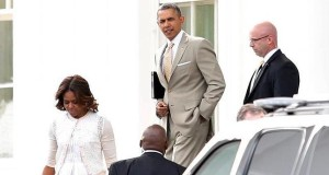 """بذلة أوباما ترعب شعب الولايات المتحدة الأمريكية أكثر من """"داعش"""""""