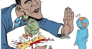 كريكاتير.. غزة