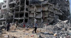 إعادة إعمار غزة قد تطول لـ 20 عاما بسبب الأمم المتحدة!!