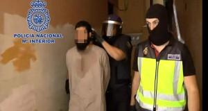 """القضاء الإسباني يسجُن مغربيا متهم بتكوين خلية لـ""""داعش"""" بمليلية"""
