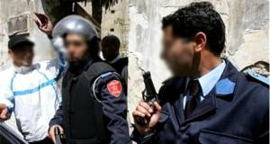 تفاصيل إطلاق الشرطة للرصاص على مجرم بالعرائش