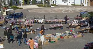 """تطوان: تجار """"المشور"""" وشارع محمد الخامس يطالبون بإزالة الحواجز الحديدية"""