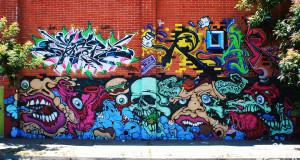 """يحدث في إسبانيا.. الأمن يعتقل 10 من أشهر رسامي """"الغرافيتي"""""""