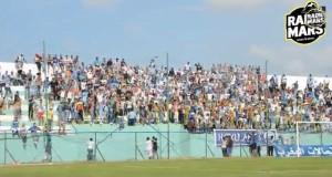 جمهور اتحاد طنجة بالدار البيضاء