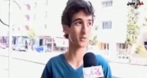شاب ليبي يتمنى أن يكون بنكيران رئيسا لحكومة بلاده