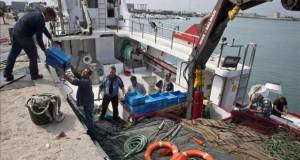 الصيادون الإسبان يحتفلون بالعودة للصيد في المياه المغربية