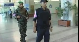"""انتشار قوات """"حذر"""" في طنجة"""