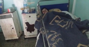 يرقد بمستشفى محمد الخامس دون حراك منذ شهر ونصف (+ فيديو)!