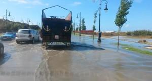 الأمطار تُغرق شوارع طنجة ونشرة إنذراية جديدة لمديرية الأرصاد (+فيديو)