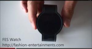 حزام يتحول إلى ساعة