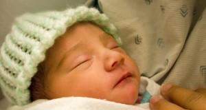 سيدة مغربية تضع أول مولود بسبتة خلال سنة 2015