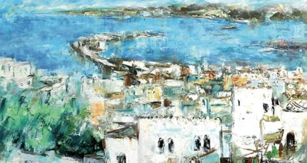معرض للفن التشكيلي ببرشلونة يحتفي بمدينة طنجة