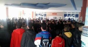 """مرتيل.. احتجاجات لطلبة """"الدراسات الإسلامية"""" بسبب الدورة الاستداركية"""