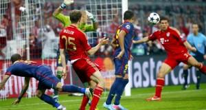 بذكريات السباعية.. البارصا تصطدم بالبايرن في نصف النهائي الأوروبي