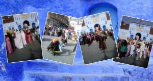 تنظيم أول كرنفال يهتم بالفن والتراث بمدينة شفشاون (+صور)