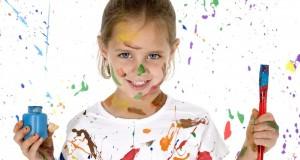 تلاميذ في طنجة يكتشفون فرشاة الألوان
