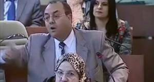شاعْلة فبرلمان الجزائر