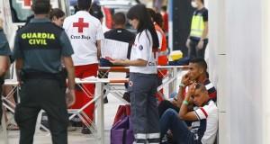 إيقاف 16 مهاجرا سريا جزائريا قبالة ساحل ألميرية