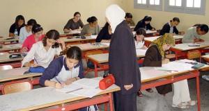 وزارة التربية الوطنية تقرر إعادة امتحان الباكالوريا في الرياضيات بعد تسريبه
