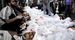 الأمن المصري يغتال 13 قياديا من الإخوان المسلمين