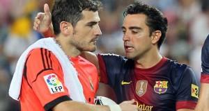 والد كاسياس: ابني كان يستحق اللعب لبرشلونة