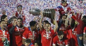منتخب الشيلي يتوج بأول كأس قارية في تاريخه