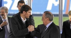 وأخيرا.. إيكير كاسياس خارج ريال مدريد