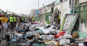 """ارتفاع عدد القتلى المغاربة في """"فاجعة منى"""" إلى عشرة"""