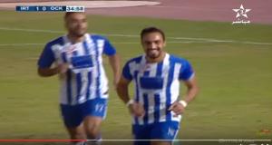 أهداف مباراة اتحاد طنجة وأولمبيك خريبكة