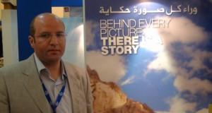 """الإعلامي عبد الله أبو عوض يمثل المغرب في لجنة تحكيم مهرجان """"الجزيرة"""""""